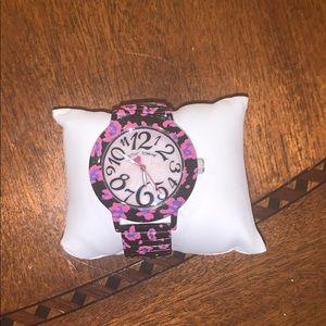 Betsey Johnson women's watch